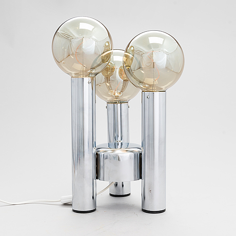"""A 1960/70's table lamp """"habico"""". tampere, suomi."""