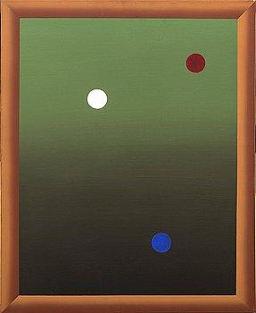 Curt Hilfon, Curt Hilfon, oil on canvas, signed CH.