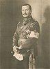 Mannerheim, painokuva kehyksissä, 1940-luku.