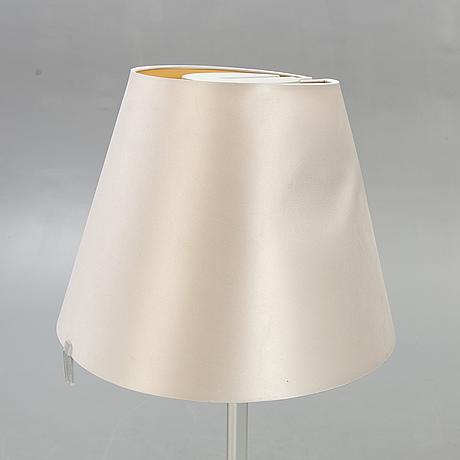 Adrien gardère, a melampo flor lamp for artemide 2000.