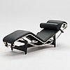 Miniature, chaise longue, le corbusier, vitra design museum, miniatures collection. 1900s / 2000s.