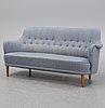 Carl malmsten, a 'samsas' sofa, oh sjögren, tranås second half of the 20th century.
