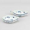 Dining service, porcelain, 41 pcs, 'nejlika' from ikea's 18th century series.