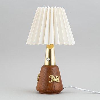 A Swedish Modern table lamp, 1940's.