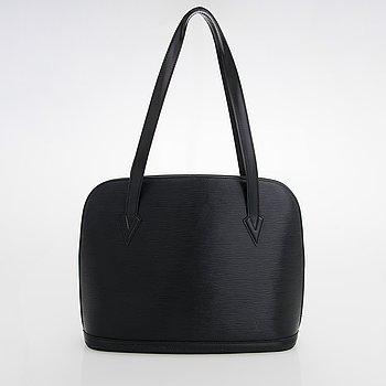 Louis Vuitton, Epi Lussac Tote Bag.