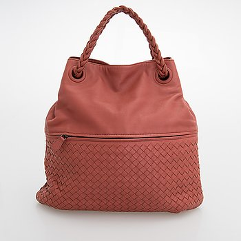 "Bottega Veneta, ""Julie"", väska."