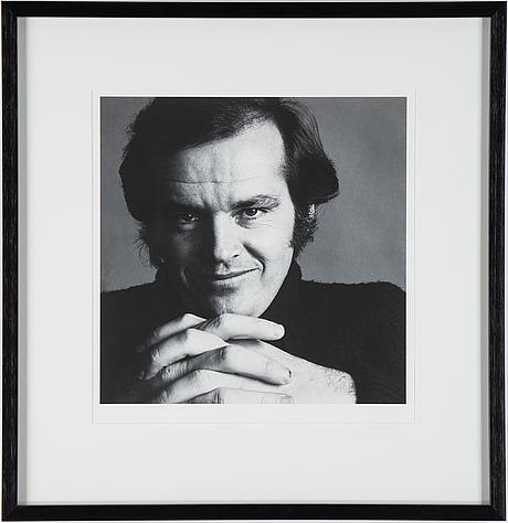 Jack robinson, photograph of  jack nicholson.