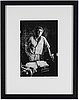 Terry o'neill, photograph signed and numbered 5/50.