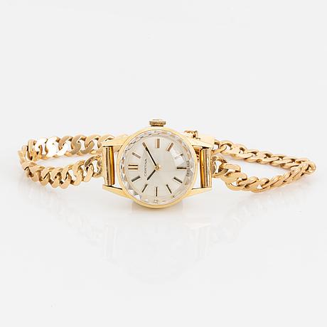 Certina, wristwatch, 18,5 mm.