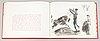"""Pablo picasso, """"toreros, with four original litographs"""", jaime sabartés, andré sauret, monte carlo 1961."""
