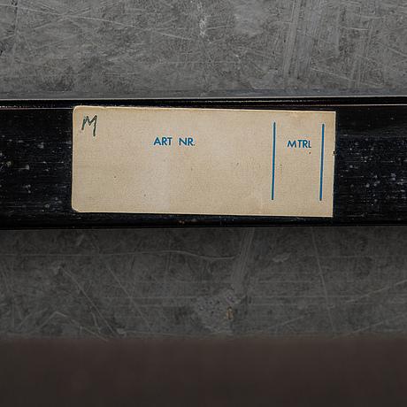 """Bruno mathsson, fåtöljer, ett par, """"karin"""", dux, formgivna 1969."""