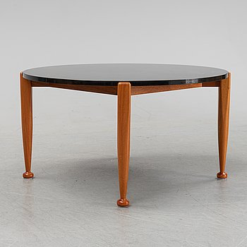A model 965 coffee table by Josef Frank for Firma Svenskt Tenn, designed 1938.