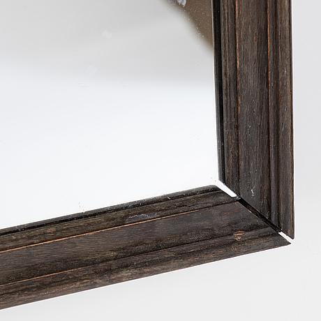 Spegel med konsolbord, swedish grace, 1920-tal.