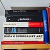 Björn springfeldt's art library.