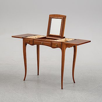 A rococo style dressing table, mid 20th century.