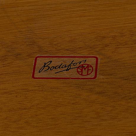Skrivbord, svenska möbelfabrikerna, bodafors, 1950-tal.