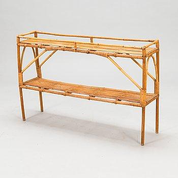 Blombord, rotting, mitten av 1900-talet.