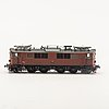 A locomotive model littera f from brimalm, numbered 196/250.