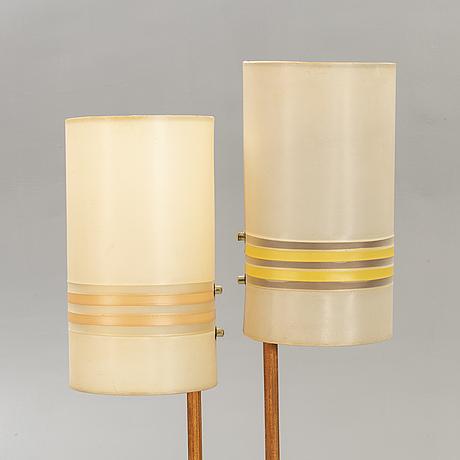 Golvlampa, 1950-60-tal, sverige.