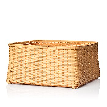 Claesson Koivisto Rune, a basket for personal items, Sfera, Japan, 2005.