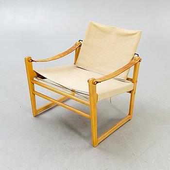 A Bengt Ruda Cikada armchair for IKEA 1964.