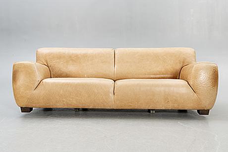 Soffa, 3-sits, 1900-talets slut.