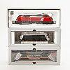 3 märklin locomotives, 37061, 37307, 39358.