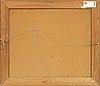 Ivan jordell, oil on panel signed.