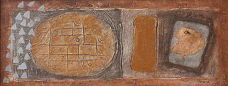 James coignard, olja på duk, signerad.