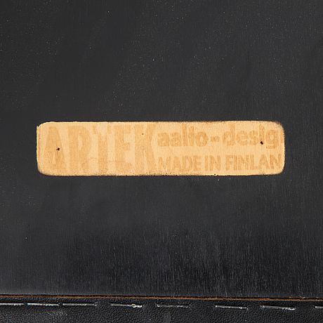 """Alvar aalto, pallar, ett par,  modell """"x601"""", artek, 1900-talets andra hälft."""