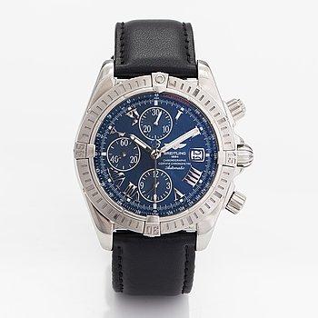 Breitling, Chronomat, Evolution, armbandsur, 43 mm.