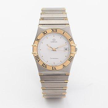 Omega, Constellation, wristwatch, 32 mm.