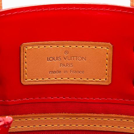 "Louis vuitton, ""reade"", väska."