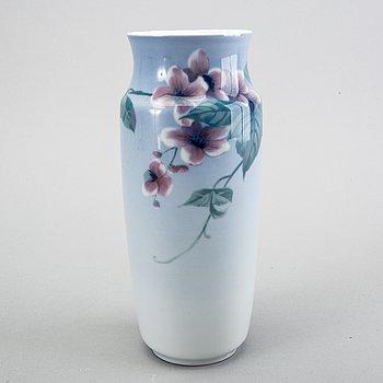 Astrid Ewerlöf, a signed porcelain Rörstrand vase.