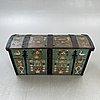 Kista skåne/österlen daterad 1818 möjligen kristianstadsmålaren.