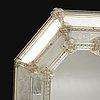 Spegel, venetiansk, 1900-talets mitt.