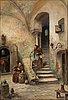 Frans wilhelm odelmark, oil on canvas.