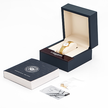 Longines, la grande classique, wristwatch, 24 mm.