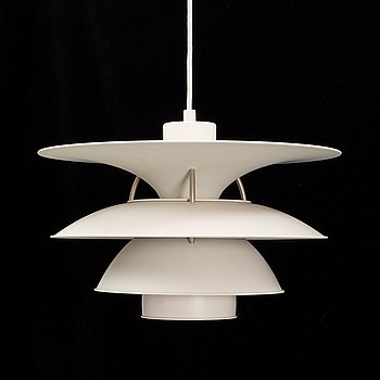 Poul Henningsen, a ceiling lamp 'PH 6 1/2 Charlottenborg', Louis Poulsen, Denmark.