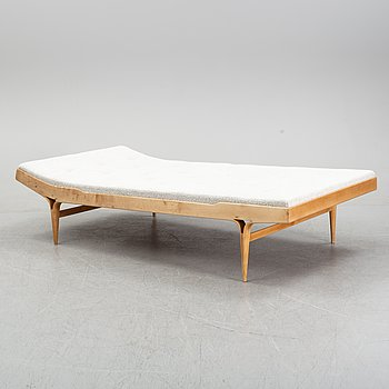 A daybed by Bruno Mathsson fo Karl Mathsson dated 1970,