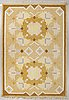 Ingegerd silow, matta, rölakan, ca 285,5 x 198 cm, signerad is.