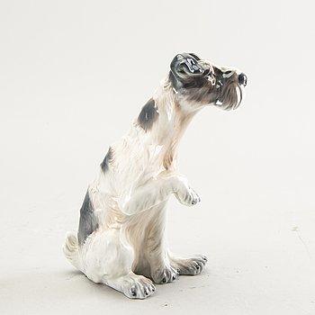 Dahl Jensen, porcelain, figurine, no. 1077, Copenhagen.
