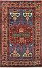 Matto, mamluk, design, ca 249 x 156 cm.