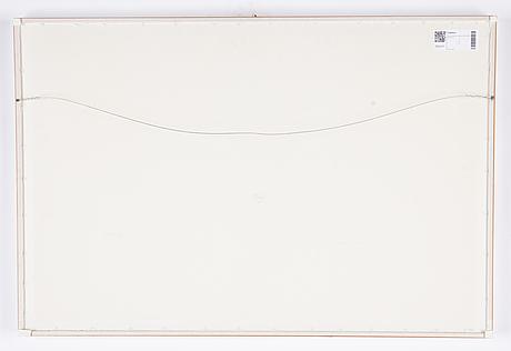 Ann-sofi sidén, silkscreen med blyerts signerad och numrerad 14/30.