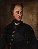 Werner greve, olja på duk, signerad och daterad 1820 a tergo.