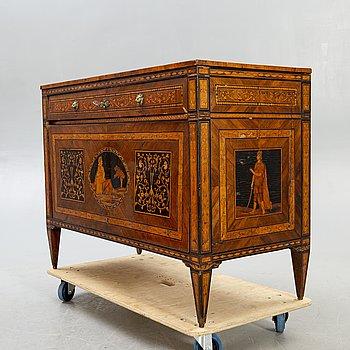 A bureau around 1700.