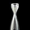 A vicke lindstrand glass vase.