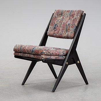A 1950's chair.