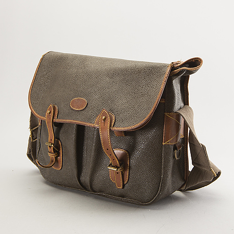 """Mulberry, bag """"trout""""."""