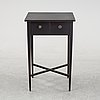 A painted side table, gustavian style, 20th century.
